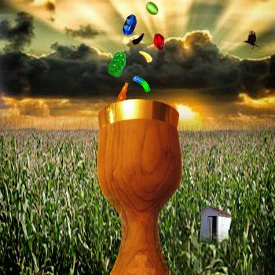 Sunrise chalice