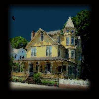 yellow house copy